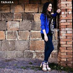 Tirou foto com seu sapato Tanara novo? Publica no seu Instagram com a hashtag #tanaralovers! Quem sabe você não é a próxima a aparecer por aqui?