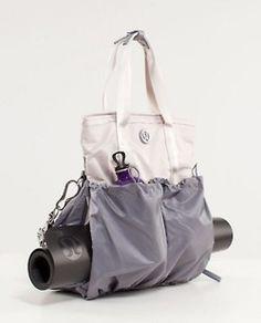 Cool yoga bag