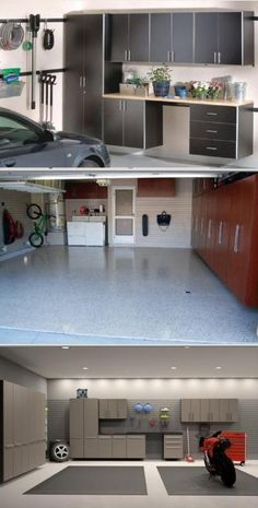 This company specializes in garage organization and clean outs. They can also improve your garage by adding a special finish such as overhead storage racks, epoxy floors, custom closets and more.