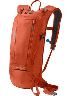 Easy in, easy out shovel, probe, skins and 3 liters of hydration all fit in this low-profile pack. The Gambler
