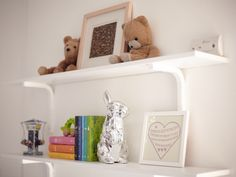 Styled Nursery Displ
