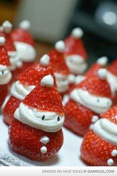 Santaberries!