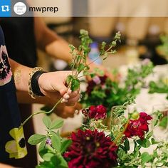 Take a peek at midwest-prep.com for some fun shots of last weekends floral workshop  thanks for coming ladies! --- #repost @mwprep ・・・