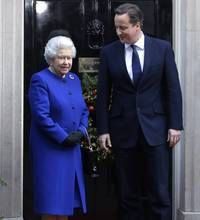 USA Today:  Queen Elizabeth II attends U.K. Cabinet meeting for the first time