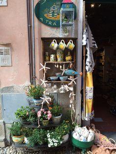 Shop in Monterosso, Cinque Terre