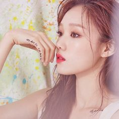 September pays attention to the new lip gloss collection. Korean Actresses, Korean Actors, Asian Actors, Swag Couples, Lee Sung Kyung, Yg Ent, Weightlifting Fairy Kim Bok Joo, Lipstick Dupes, Joo Hyuk