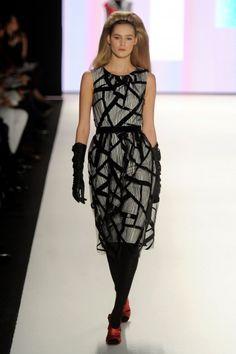 Carolina Herrera – Runway – Fall 2012 Mercedes-Benz Fashion Week