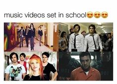 Mcr paramore and p! Emo Band Memes, Emo Bands, Music Bands, Twenty One Pilots, Paramore, My Chemical Romance, Rasengan Vs Chidori, Top Memes, Funny Memes