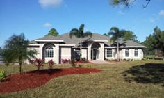 New construction in Caloosa 2012! Waterfront views too!