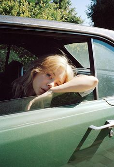 I dream of long road trips -- windows down and my favorite tunes blaring.
