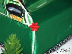 "Kosmetiktücherbox Sofa ""Black Cat"" - S&G Stitch Black Sofa, Wall Decorations, Boxes, Gift Cards, Christmas Decor, Presents, Black Couches"