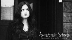 My Dream Cast for Fifty Shades of Grey:  Lucy Hale as Anastasia Steele