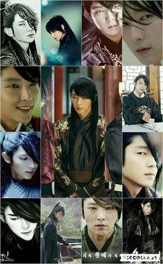 Lee Jun Ki, Lee Joongi, Drama Korea, Korean Drama, Asian Actors, Korean Actors, Moon Lovers Drama, Arang And The Magistrate, Wang So