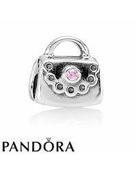 pandora silver handbag charm - Google Search Love this :-)