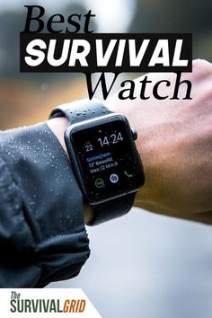 One of the must have items for any survival or prepper shtf scenario is a survival watch. Check out our picks for the best survival watch. Survival Watch, Survival Food, Outdoor Survival, Survival Knife, Survival Prepping, Survival Skills, Survival Hacks, Survival Equipment, Urban Survival