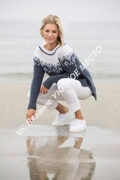 Beach Sweater, Loose Sweater, Raglan Pullover, Color Blocking Outfits, Jean Jumper, Fair Isle Pattern, Knitwear Fashion, Dressed To The Nines, Blouse