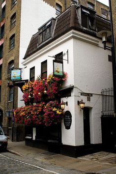 Mayflower Pub, London.  Hidden Gem | Flickr - Photo Sharing!