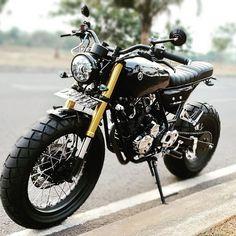 bmw yamaha for women gear girl harley tattoo Honda Scrambler, Scrambler Motorcycle, Moto Bike, Women Motorcycle, Motorcycle Gear, Valentino Rossi Yamaha, Motorbike Design, Street Tracker, Super Bikes