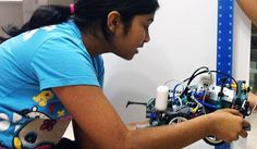 What is the Maker Movement? Maker movement emphasizes learning-through-doing in a social environment http://ift.tt/1W4Y4oe #edtechchat