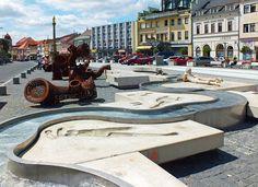 Mladá Boleslav #14 Staroměstské náměstí