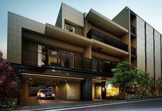 建物デザイン|パークホームズ落合南長崎|三井のすまい:三井不動産レジデンシャル