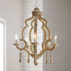 Found it at Wayfair - Caister 5 Light Candle-Style Chandelier
