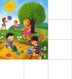 Seasons Months, Weather Seasons, Four Seasons, Month Weather, Picture Comprehension, Images Of Summer, Kids Learning Activities, Educational Websites, Winter Kids