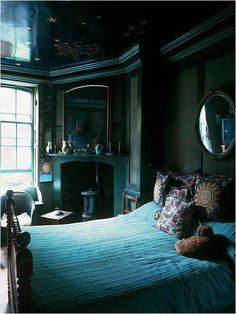 about dark green bedroom ideas on pinterest green bedrooms green