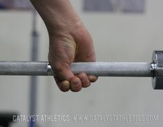 Grip Strength Program for Weightlifting by Greg Everett - Training Programs - Catalyst Athletics Articles