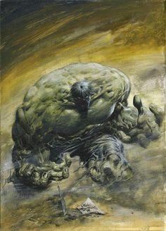 Hulk - Mike Deodato