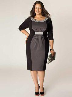 Moda Evangélica Plus Size para Gordinhas: Fotos de Looks