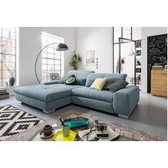 set one by Musterring Ecksofa So1200 set one