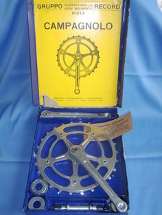 Campyoldy - Campagnolo parts and accessories for 'vintage' cycles | Home Page