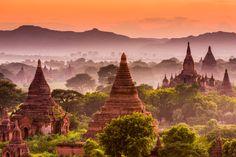 Reisebericht Myanmar-das Land der Pagoden