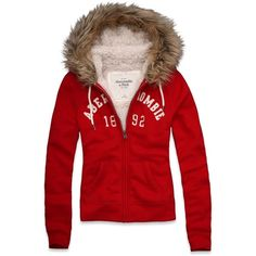 Abercrombie & Fitch Michelle Hoodie ($69) ❤ liked on Polyvore