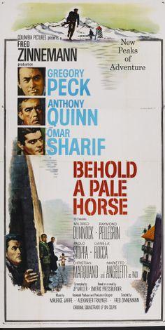 Behold a Pale Horse (Fred Zinnemann), 1964 - Et vint le jour de la vengeance