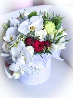 Unique Flowers, Diy Flowers, Fresh Flowers, Beautiful Flowers, Artificial Flower Arrangements, Artificial Flowers, Floral Arrangements, Deco Floral, Floral Style