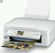 Epson Home XP-415 All-in-One Inkjet Printer with air print With 4x copy inks.  in Computer, Tablets & Netzwerk, Drucker, Scanner & Zubehör, Drucker | eBay!