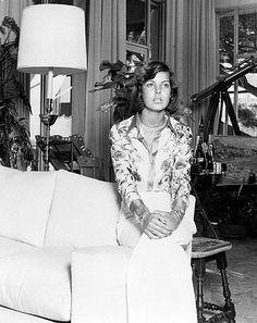 Princess Caroline of Monaco '77