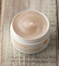 SKIN CARE - Whitening pore sleeping pack | innisfree
