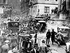 The Unsolved Mystery Of Wall Street Bombing: In 1920 The Wall Street bombing  on September 16 was never solved. To this day, it remains another unsolved mystery.