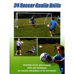 34 Soccer Goalie Drills (Amazon Instant Video)  http://free.best-gasgrill.com/redirector.php?p=B0019CY40U  B0019CY40U