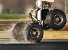 Landing gear (the most important part of flight)