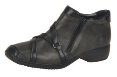 Rieker L3874 Foulard Black/Black