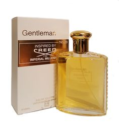 Free Shipping~! Gentleman No.28 Perfume for Men- Our version of Creed 100ml (Impression Perfume/Imitation)
