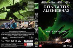W50 Produções CDs, DVDs & Blu-Ray.: Contatos Alienígenas - Lançamento 2017