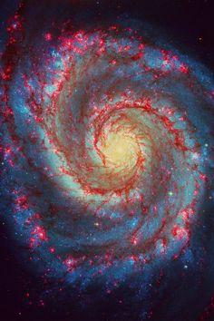 evil eye galaxy