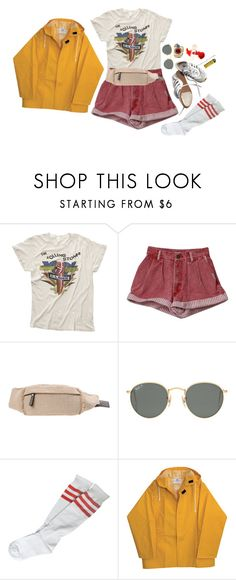 """""""She's Lost Control"""" by martatbh ❤ liked on Polyvore featuring MadeWorn, Brunello Cucinelli and Ray-Ban"""