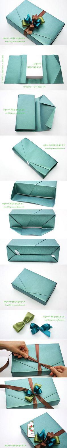 Pomysłowe zapakowanie prezentu