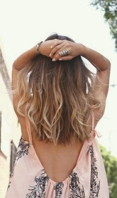 "Hair Inspiration: The ""LOB"""